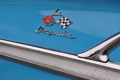 """Factory 348 Tri Power 1958 Impala • <a style=""""font-size:0.8em;"""" href=""""http://www.flickr.com/photos/85572005@N00/6284379104/"""" target=""""_blank"""">View on Flickr</a>"""