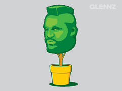 Mr Tree (Glennz Tees) Tags: tree art nerd fashion illustration t design jones funny topiary geek mr drawing glenn humor cartoon culture tshirt pop glen adobe illustrator ba draw tee vector ai apparel glenz glennz gleenz glennnz
