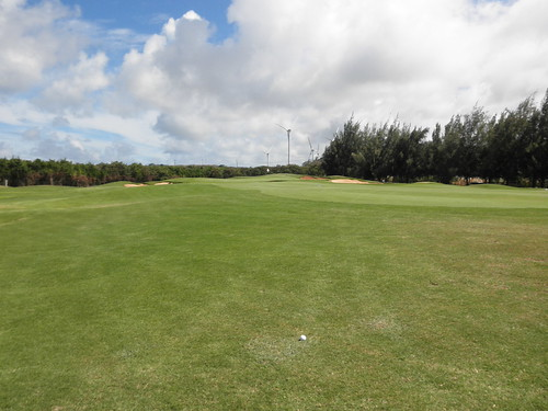 Turtle Bay Colf Course 261