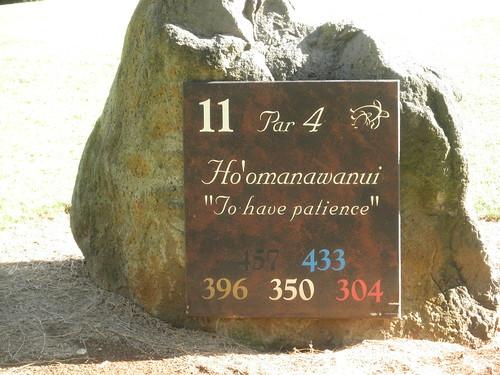 Turtle Bay Colf Course 324