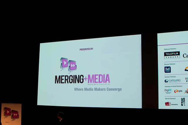 Merging Media Conference Day 1