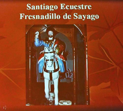Almeida, Sayago y Santiago apóstol