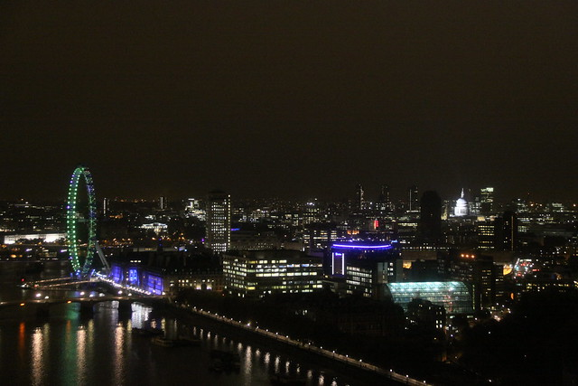 View Of London From Altitude 360