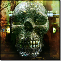 Happy Halloween (Pifou 2010) Tags: paris france art colors fun skull couleurs lumiere happyhalloween hypothetical crne 2011 gerardbeaulieu pifou2010 art2011