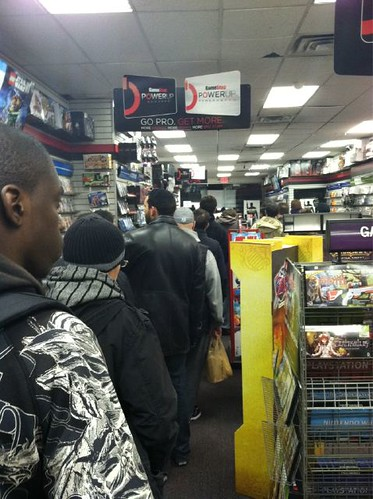 Sonic Generations Midnight Launch