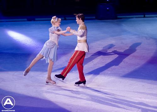 Skating with Prince Charming