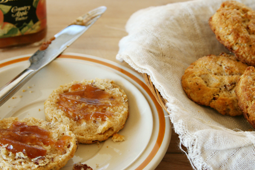 honey nut scones 6