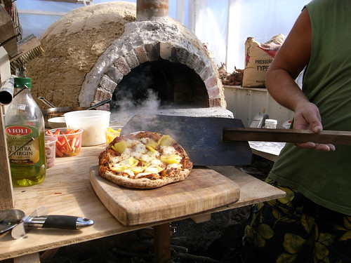 chad s killer wood fired pizza oven design the year of mud