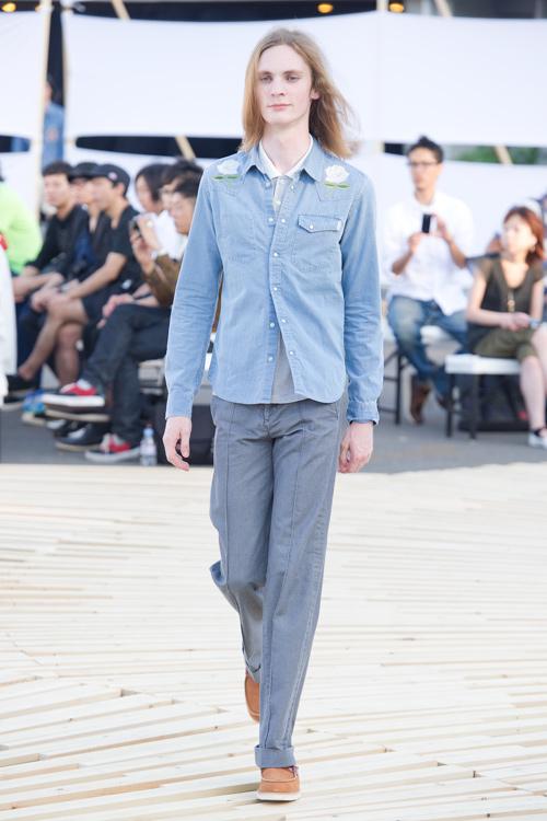 Raphael 3015_SS12 Tokyo FACTOTUM(Fashion Press)