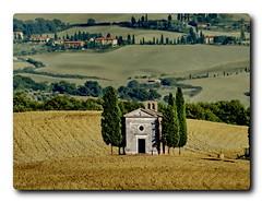 7-La petite chapelle (gio.dino3) Tags: sony arbres toscana valdorcia paysage chapelle cipres giodino3 dschx100v sonydschx100v