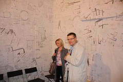 Workshop in Maddalena street (Eurocities Planning for people) Tags: street people for genoa planning maddalena eurocities