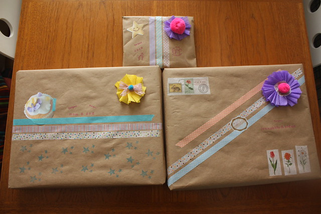 Kawaii Gift wraping