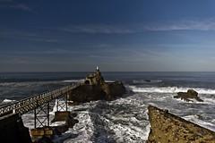 Biarritz (paconline) Tags: canon landscape otoño donosti sansebastian vacaciones sigma1020 550d paisvascofrances paconline