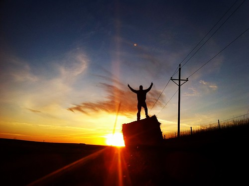 "Sunrise - North Dakota • <a style=""font-size:0.8em;"" href=""http://www.flickr.com/photos/20810644@N05/6311919380/"" target=""_blank"">View on Flickr</a>"