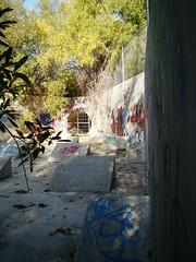 ......... (thaflix) Tags: california west yard graffiti coast spot southern graff