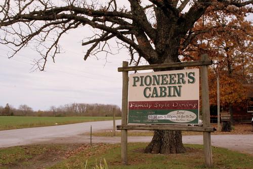 Pioneer's Cabin Resturant
