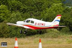 G-BZWG - 28-7625188 - Private - Piper PA-28-140 Cherokee Cruiser - Panshanger - 110522 - Steven Gray - IMG_6509