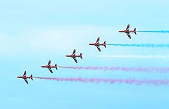 "Red Arrows • <a style=""font-size:0.8em;"" href=""http://www.flickr.com/photos/59278968@N07/6325793034/"" target=""_blank"">View on Flickr</a>"