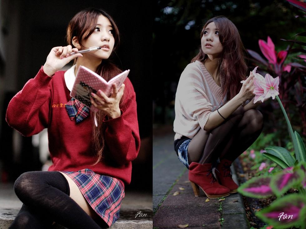 韓風 少女時代fu 妍安