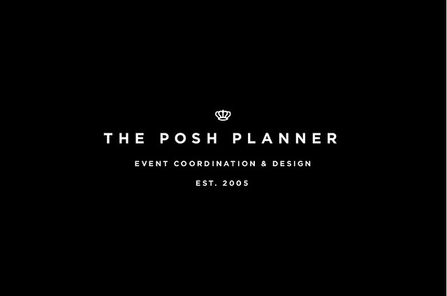 posh planner logo amanda jane jones