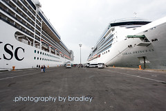 Day 11 - Cartagena, Colombia (Brad Capote) Tags: cruise costa coral del canal los cabo san colombia juan princess florida angeles rica lucas aruba sur nicaragua panama 2011