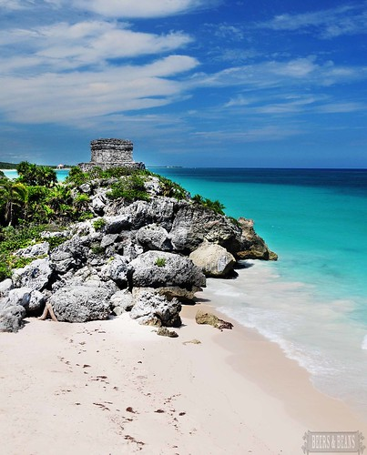 6332884716 10d4f000b0 Visiting The ruins of Tulum   A MUST on your trip to @RivieraMaya