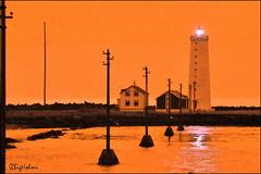 11.11.11 - 11 photos (Sig Holm) Tags: november lighthouse island iceland islandia sland islande icelandic 111111 islanda grtta 2011 seltjarnarnes ijsland nvember islanti  grttuviti    slenskt        lighthousegrtta
