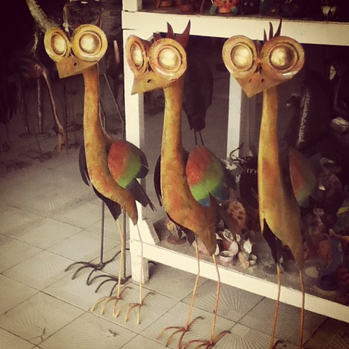 Birds #craft #bali