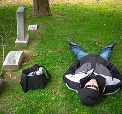 Rest in Peace (Spirits of Autumn) Tags: autumn fall cemetery graveyard digital nc sad northcarolina gravestone marker somber durhamnc maplewoodcemetery maplewoodcemeterydurham sleepinginthecemetery