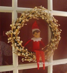 Elf in the Wreath