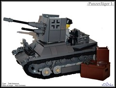 Lego ww2 -PanzerJger I- (=DoNe=) Tags: world light by design dvd model tank lego iii wwii review collection made part kits ww2 medium custom done product update sherman reviews m4a1 stug legogermantank legoworldwar legoww2vehicle shermman legoww2fallshirmsjger