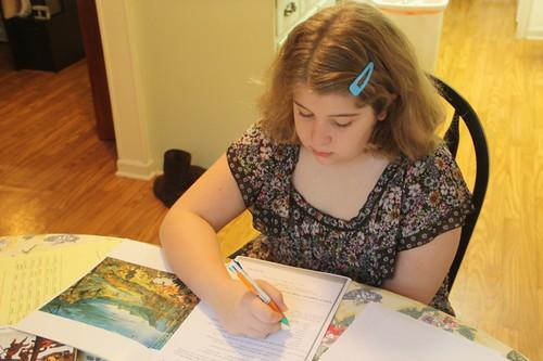 analyzing a Bruegel
