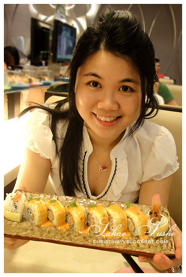 Dinner at Sakae Sushi Queensbay Mall