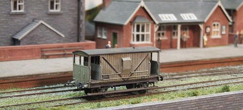 Flockburgh Brake Van