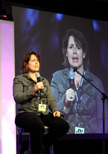 Author Kelley Armstrong Q&A at Hal-Con 2011