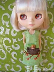 robin's nest pocket dress