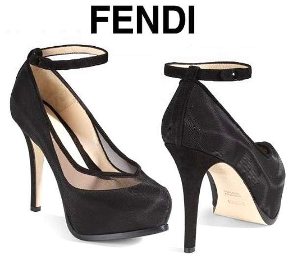 fendi-particulier-mesh-covered-suede-pumps