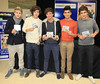 Niall Horan, Harry Styles, Louis Tomlinson, Zayn Malik and Liam Payne One Direction attend a signing for their new album 'Up All night' at Tesco Extra Maynooth in Kildare Kildare, Ireland