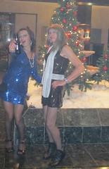 1ST 2011 Xmas Pic (MarcieGurl) Tags: tv cd tgirl crossdresser ts tgurl eriesisters buffalobelles