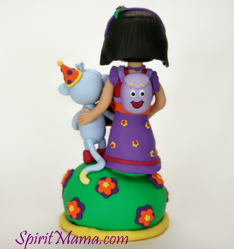 Dora Cake Topper Party City