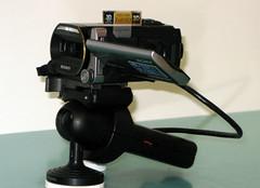 Telecamera Sony 3D (Sound80Roma) Tags: show new blue red portrait roma art canon photography photo andrea luna di pace sole luce vento 2012 fiera photoshow amare g9 ferrante sound80roma wwwsound80romait