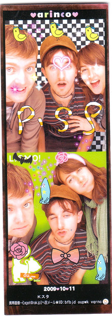 tom photobooth