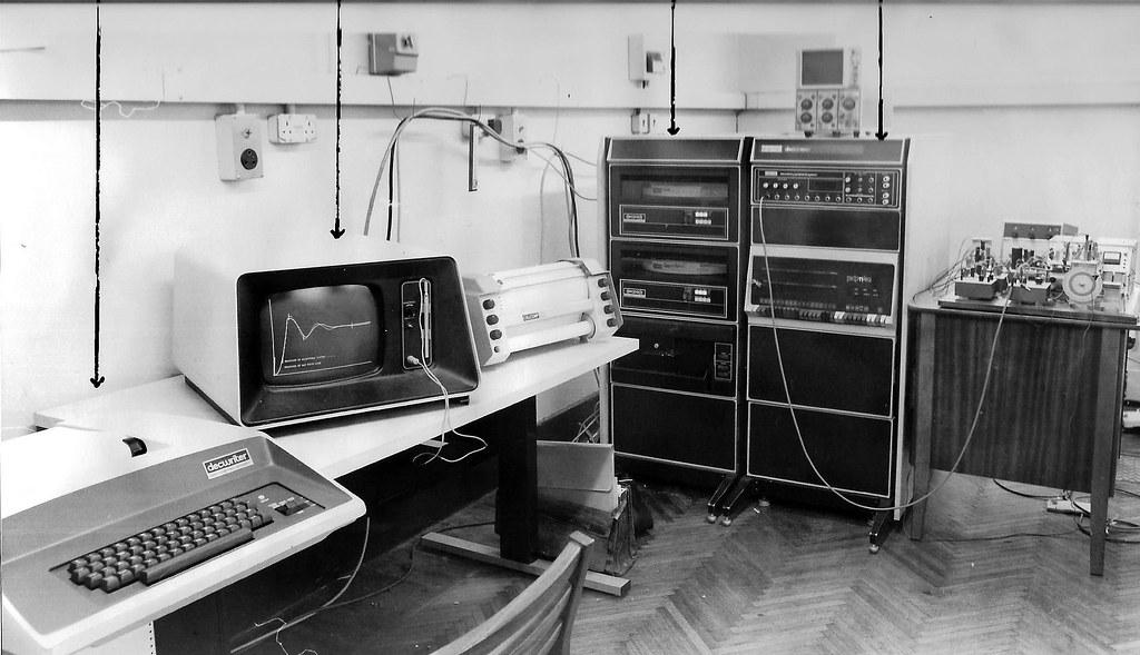 Digital declab-11/40 system - c.1978