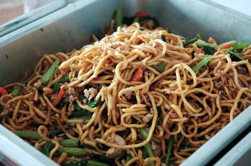 Sino-House Phuket Hotel - Stir-Fried Noodles
