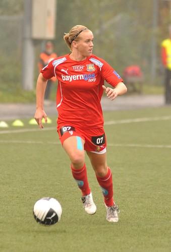 Elise mot LSK 2011