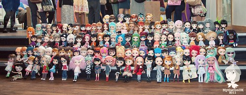 Dolly group photo! (many, but not all in attendance)