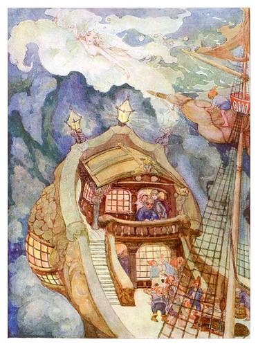 008-Cuentos de Hans Christian Andersen-Sueñecitos de sirena-Anne Anderson