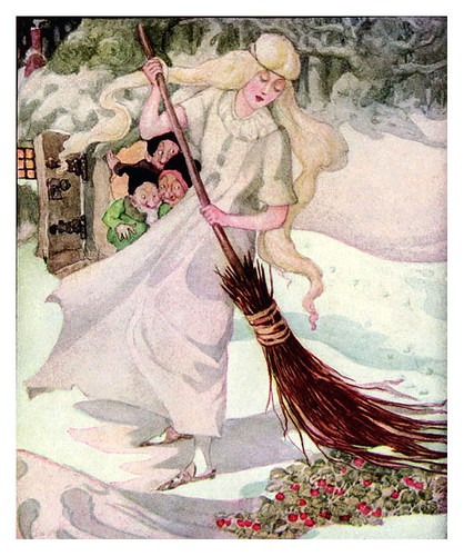 010-Old Fairy Tales-Los tres enanitos-Anne Anderson