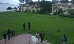 Pebble Beach wedding (solerena) Tags: world wedding green beauty weekend traditions harmony pebblebeach society global eastandwest curiousities
