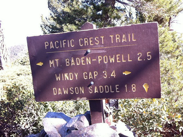 Life: Pacific Crest Trail'in